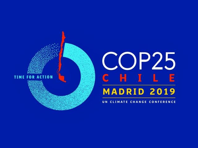 Logotipo Cumbre COP25